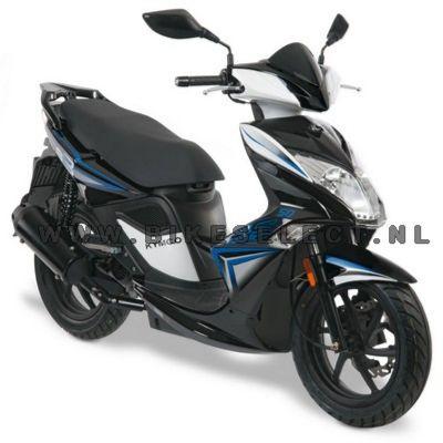 Kymco - Super 8 E4