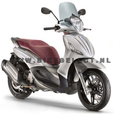 Piaggio - Beverly 350i ABS