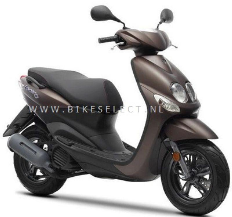 Overzicht Nieuwe Scooters En Bromfietsen : Yamaha